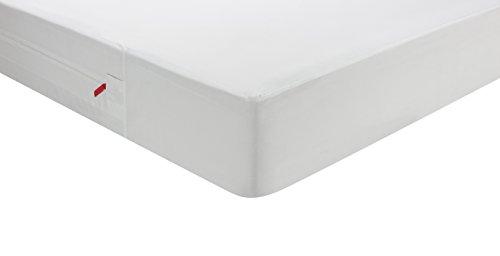 Pikolin Home - Funda de colchón antichinches, impermeable y transpirable, 90x190/200cm-Cama 90 (Todas las medidas)