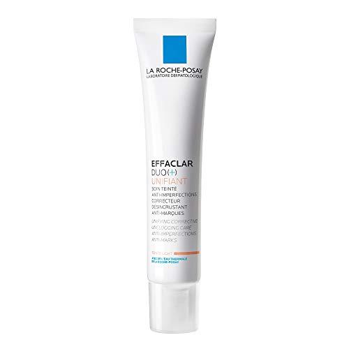 La Roche Posay Effaclar Duo Unifiant Unifying Corrective Tono Light Tratamiento Facial - 40 ml