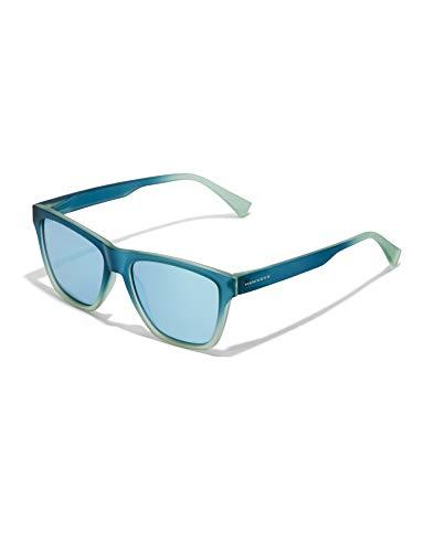 HAWKERS Paula ECHEVARRIA X One LS Gafas de Sol, Light Blue, Talla única Unisex Adulto
