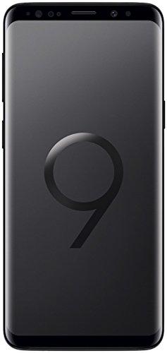 SAMSUNG Galaxy S9 G960F, 64 GB, Negro (Reacondicionado)
