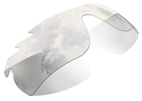 Sunglasses Restorer Lentes Fotocromáticas para Oakley Radar Path Vented, se Oscurecen Cuando el Sol lo Activa.