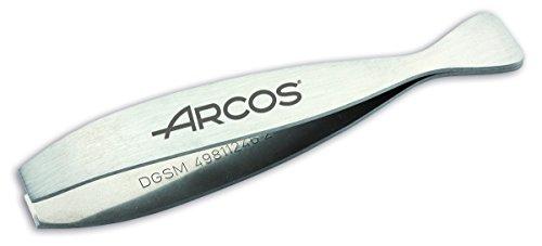 Arcos 605 Pinza para Pescado, Acero inoxidable, 110 mm