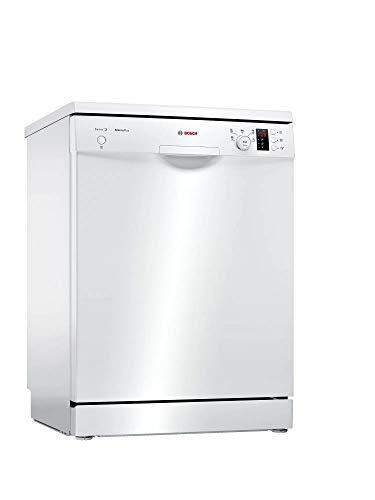 Bosch SMS25AW05E - Lavavajillas Libre Instalación, Serie 2, 60cm, 12 Servicios, Blanco