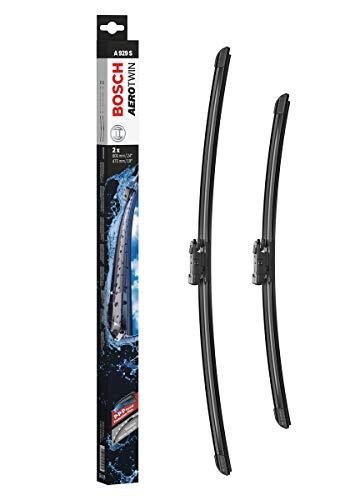 Bosch Aerotwin Escobilla limpiaparabrisas A929S, Longitud: 600 mm/475 mm – 1 juego para el parabrisas (frontal)