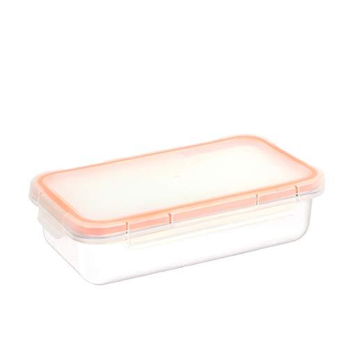 Valira Porta alimentos - Contenedor hermético de 0,5 L hecho en España, color blanco