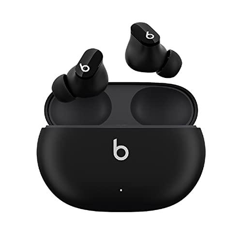 BeatsStudioBuds – Auriculares intraurales Totalmente inalámbricos con cancelación del Ruido – Auriculares Bluetooth Resistentes al Sudor, compatibles con Apple y Android – Negro