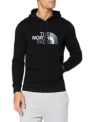 The North Face Sudadera Drew Peak, Hombre, Negro (TNF Black), L