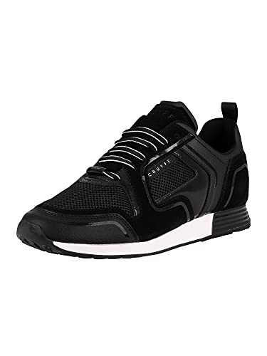 Cruyff de los Hombres Zapatillas Lusso Contour, Negro, 46 EU