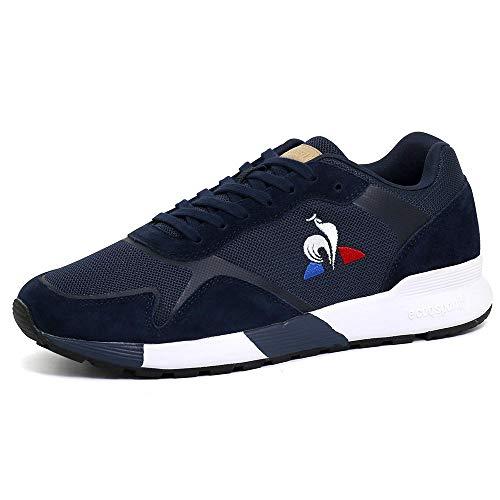 Le Coq Sportif Omega Y, Zapatillas Deportivas Unisex Adulto, Dress Blue, 43 EU
