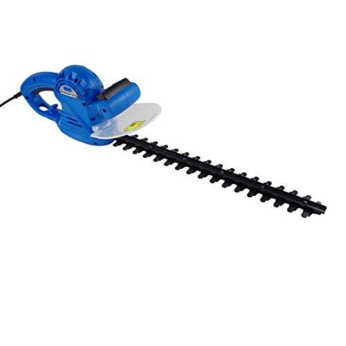 Güde 94001 GHS 510 P - Cortasetos eléctrico (500 W) [Importado de Alemania]