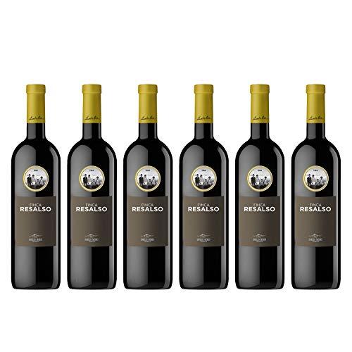 Emilio Moro - Finca Resalso, Vino Tinto, Tempranillo, Ribera del Duero, 6 x 750 ml