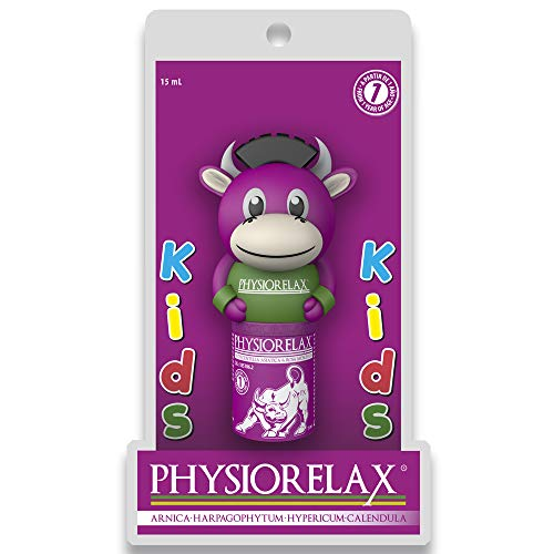 Physiorelax Kids Cherry - Stick reconfortante de árnica para niños