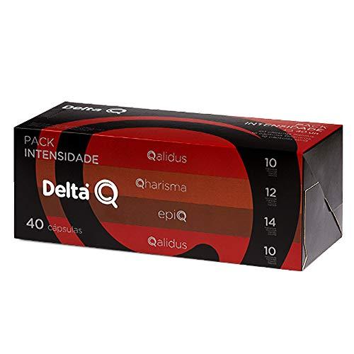 Delta Q - 40 Cápsulas - Intensidades Altas - 40 Cápsulas