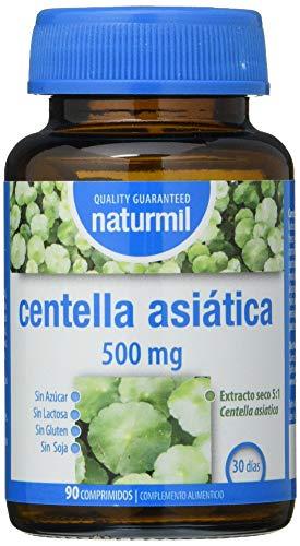 Dietmed Centella Asiatica 500Mg, 90 tabletas