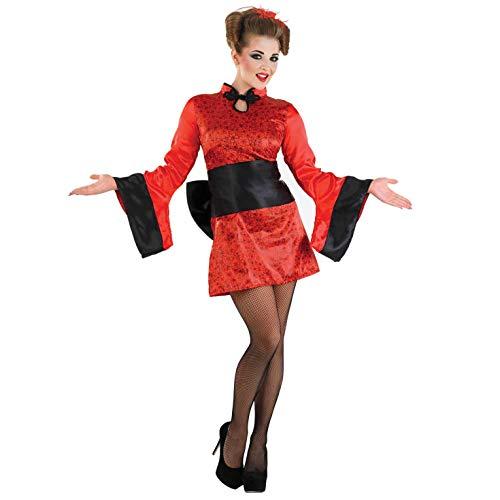 Fun Shack Disfraz con Vestido de Boda Negro de la Novia cadáver, Talla XXXL