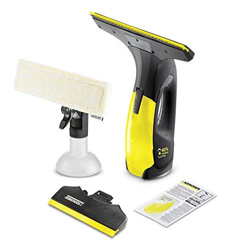 Kärcher 1.633-426.0 Window Vac WV 2 Premium 10 years - Limpiadora de ventanas a batería (aspirador limpiacristales)