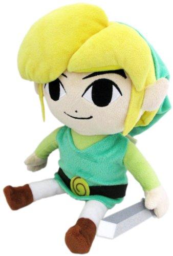 Sanei la Leyenda de Zelda el Viento Waker 7'HD Link Peluche