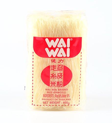 Wai Wai Fideos de Arroz - 400 gr