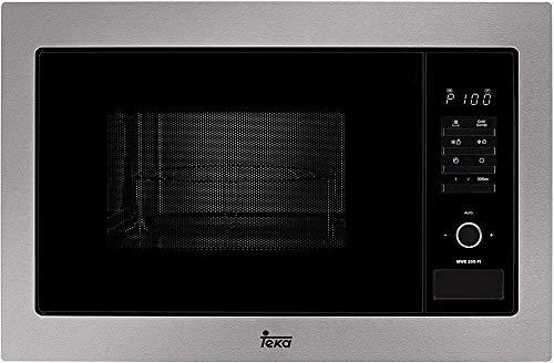 Teka MWE 255 FI Microondas con grill, 1450 W, Otro, Gris y negro, 41.3 x 59.5 x 38.8 cm