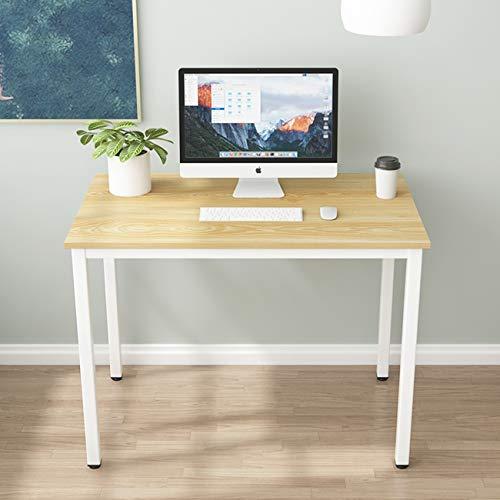 soges Mesa compacta para mesa de cocina, mesa de comedor, mesa de teca, 100 x 60 cm