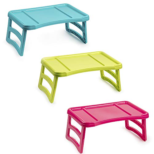 PLASTIC FORTE Bandeja, Colores Surtido, 51 x 33 x 3