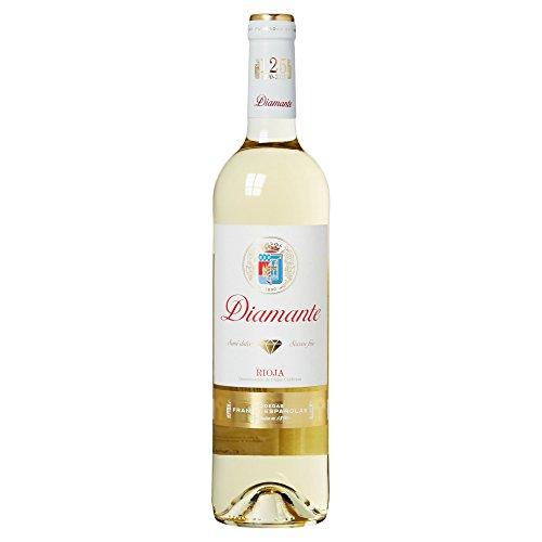 Diamante Vino Blanco Rioja Semi Dulce, 75cl