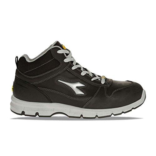 Utility Diadora - Zapato de Trabajo Run High S3 SRC ESD para Hombre y Mujer (EU 43)