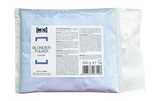 KopfArt Polvo decolorante azul, libre de polvo, Blanqueamiento 500 g