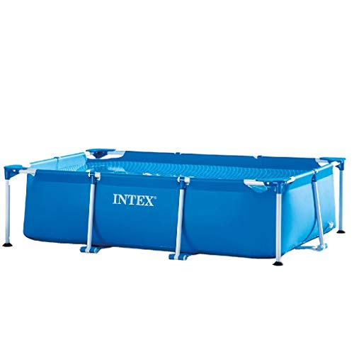 Intex 28271NP Small Frame - Piscina desmontable, 260 x 160 x 65 cm, 2.282 litros