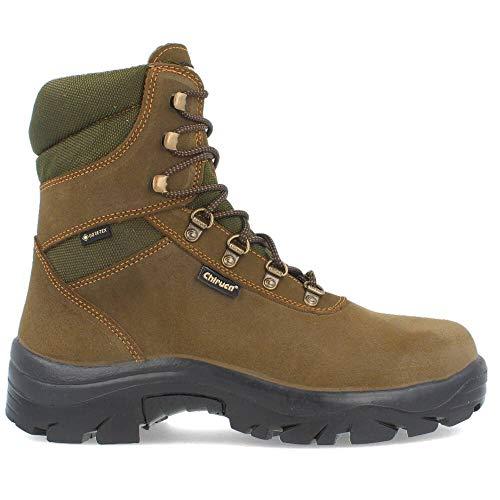 Botas bota Chiruca Torcaz 01 color marrón piel - GORETEX Talla 43