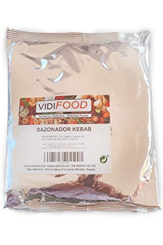 VidiFood Sazonador en polvo Mezcla para kebab - 1kg