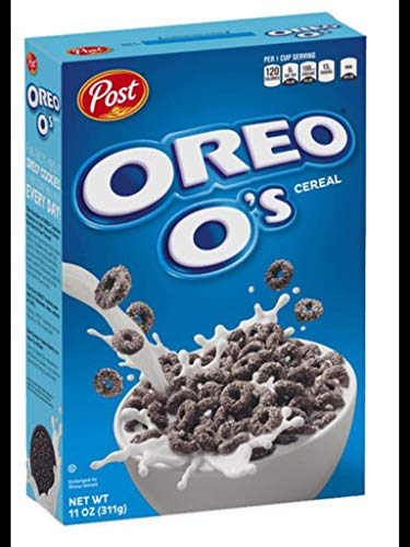 Post Cereal Oreo - 311 g