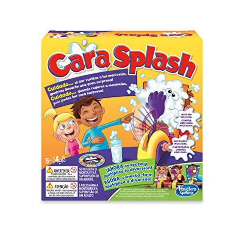 Hasbro Gaming - Juego infantil Cara Splash (Hasbro E2762175)