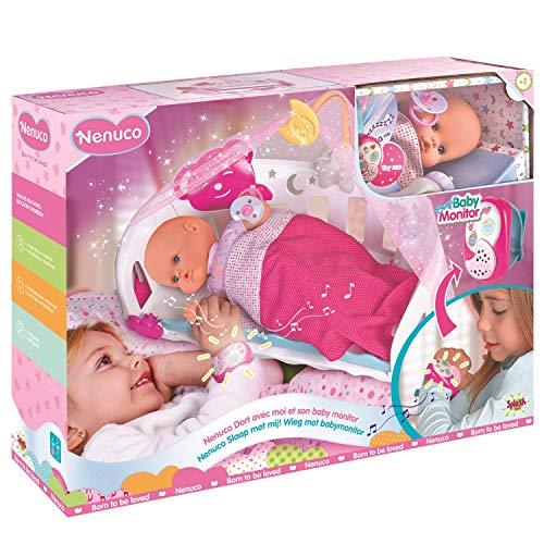 Nenuco - Cunita Duerme Conmigo Interactivo (Famosa 700014485)