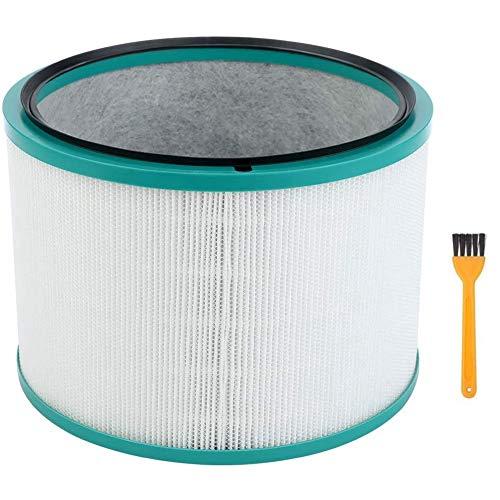 Fauge Reemplazo de Filtros para DP01 DP03 HP00 HP01 HP02 HP03 Purificadores de Escritorio Purificador de Aire Pure Hot Cool Link Filtro HEPA