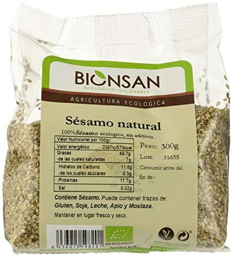 Bionsan Sésamo Natural de Cultivo Ecológico - 300 gr
