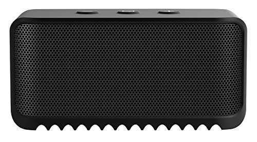 Jabra Solemate Mini - Altavoz portátil con Bluetooth (6 W, 94 dB, 1200 mAh, A2DP), negro