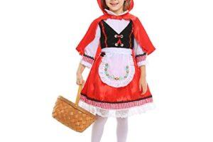 Disfraz Caperucita Roja Nina El Corte Ingles